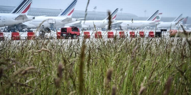 Air France-KLM lourdement affectée par les grèves du printemps
