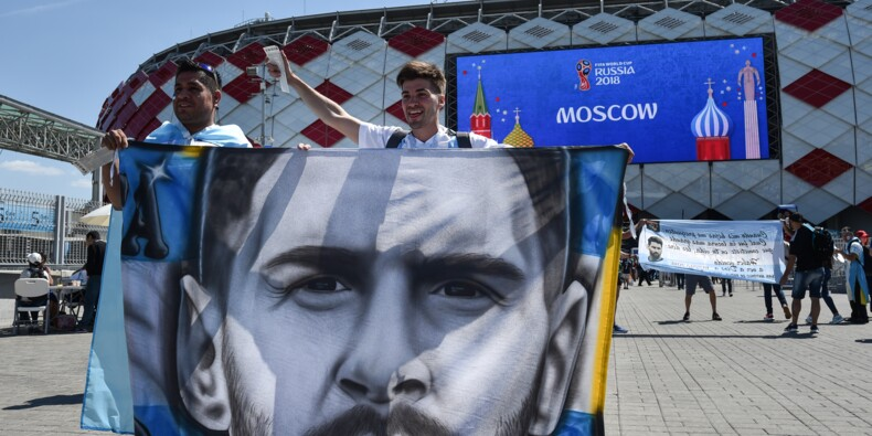 Mondial-2018: Messi, Di Maria et Aguero bien titulaires avec l'Argentine face à l'Islande