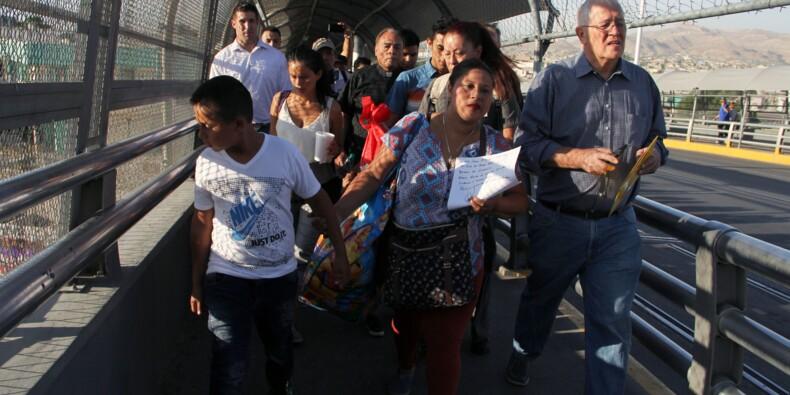 USA: près de 2.000 enfants séparés de leurs parents sans papiers en six semaines