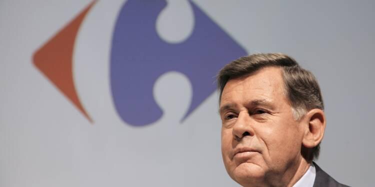 L'ex-patron de Carrefour renonce à son indemnité de départ sous la pression du gouvernement