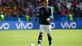 Mondial-2018: la France avec Griezmann, Mbappé et Dembélé en attaque contre l'Australie