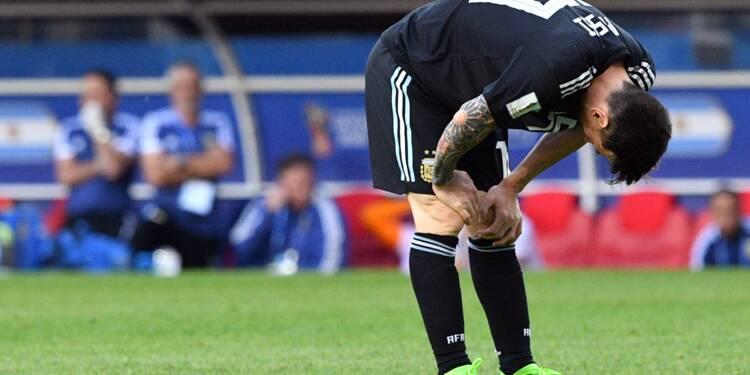 Mondial-2018: Messi rate son entrée, pas les Bleus et l'arbitrage vidéo