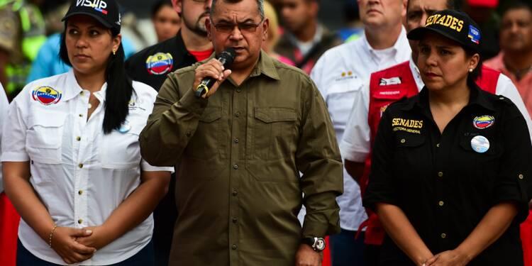 Dix-sept morts dans une salle des fêtes à Caracas