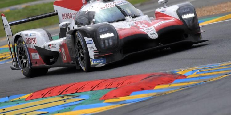 24 Heures du Mans: Alonso et Toyota s'imposent pour la première fois