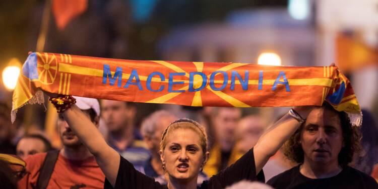 Athènes et Skopje signent un accord historique pour se partager le nom de la Macédoine