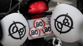 Routes secondaires à 80 km/h: le décret publié au JO