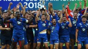Rugby: les Bleuets sur le toit du monde