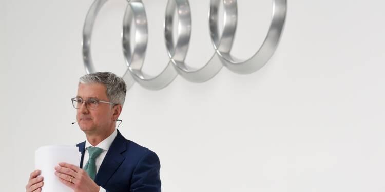 Dieselgate: le PDG d'Audi incarcéré en Allemagne