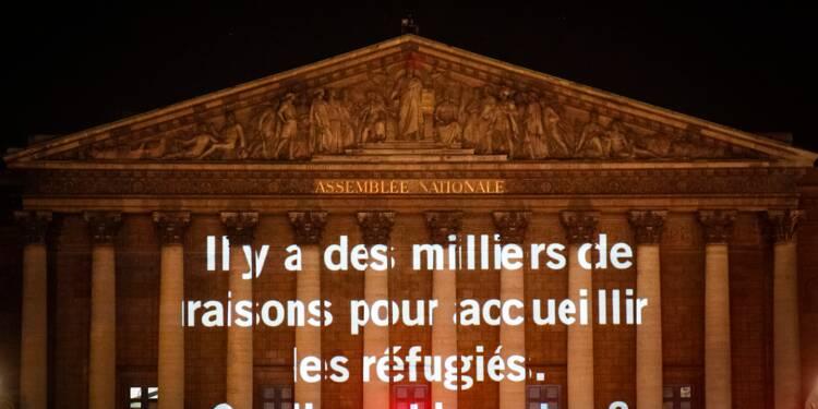 """Amnesty appelle à l'accueil des migrants et donne les """"raisons"""""""