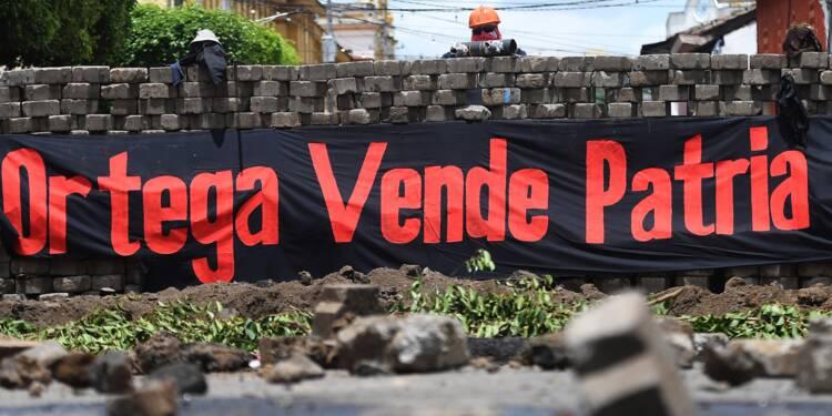 Nicaragua: derrière les barricades, Masaya résiste à l'assaut du gouvernement