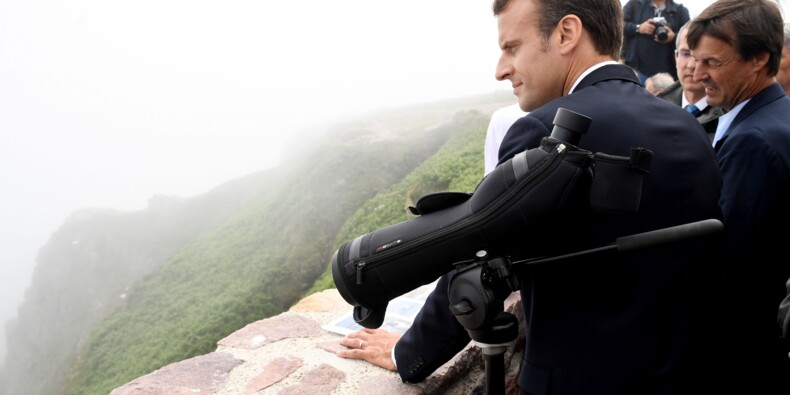 Eolien en mer: Emmanuel Macron confirme les six projets