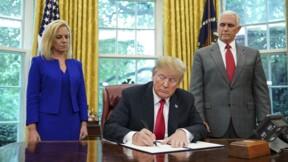 Trump fait machine arrière sur la séparation des familles à la frontière