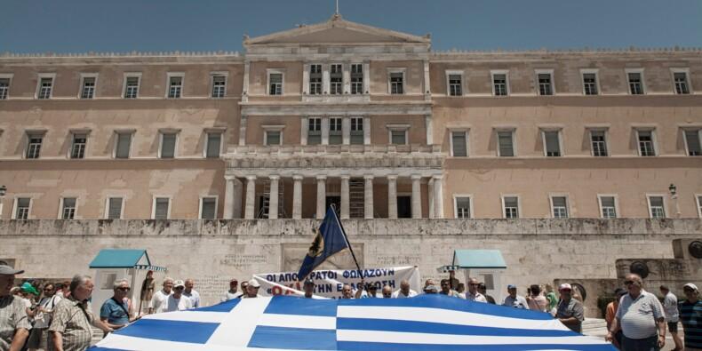 Fin des memorandums? Les Grecs partagés entre soulagement et inquiétude