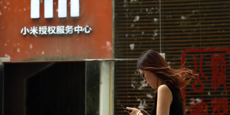 Xiaomi revoit ses ambitions à la baisse à la Bourse de Hong Kong