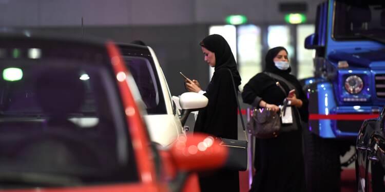 Même au volant, les Saoudiennes toujours sous tutelle
