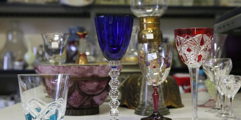 Un fonds chinois boucle le rachat de la cristallerie Baccarat