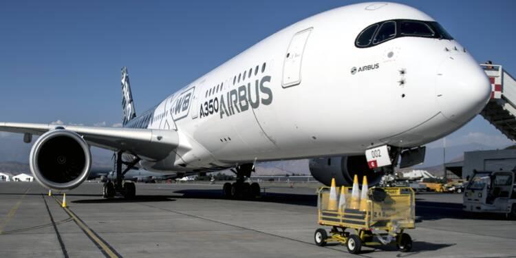 Brexit: Airbus menace de revoir ses investissements au Royaume-Uni faute d'accord avec l'UE