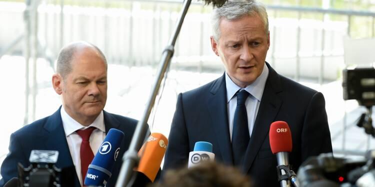 Budget de la zone euro: Le Maire déterminé à convaincre, malgré les résistances