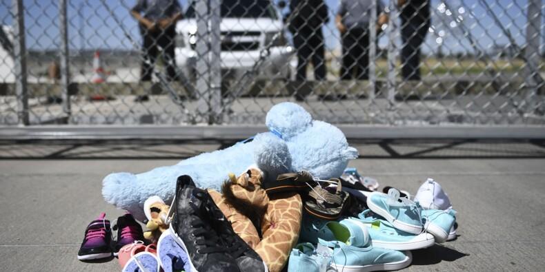 Migrants aux Etats-Unis: les retrouvailles se font attendre