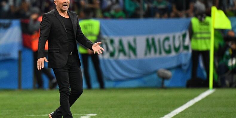 Mondial-2018 : l'entraîneur de l'Argentine Sampaoli, déjà sur le grill