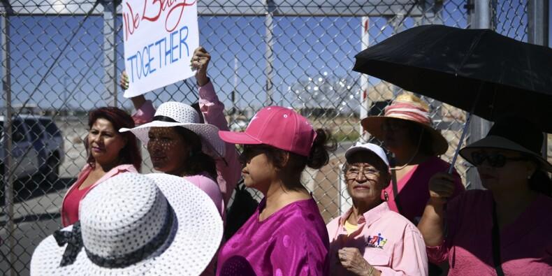 USA: malgré la fin des séparations, les retrouvailles se font attendre
