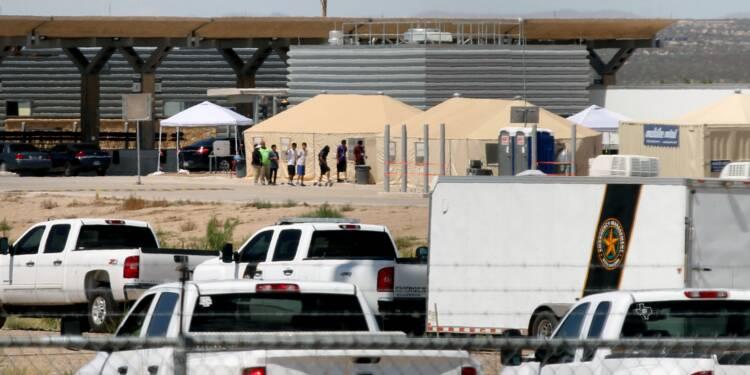 Migrants: le dilemme des entreprises d'origine hispanique en contrat avec le gouvernement Trump