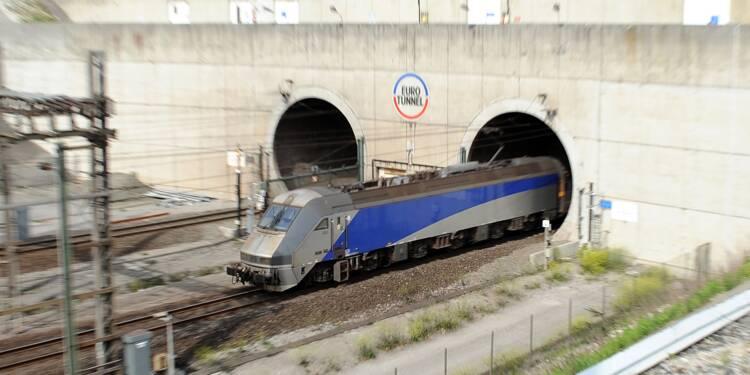 Circulation interrompue dans le tunnel sous la Manche en raison d'une panne électrique