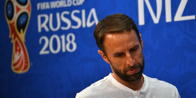 Mondial-2018: autoroute pour le rachat pour l'Angleterre