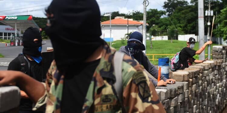 Nicaragua: reprise prévue du dialogue gouvernement-opposition