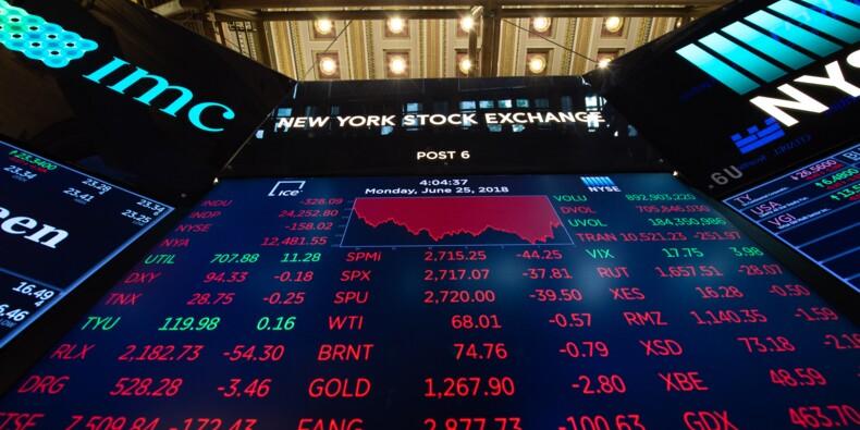Wall Street termine une séance écourtée en baisse