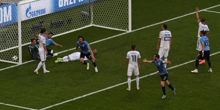 Mondial-2018: choc Uruguay-Portugal en 8e, VAR en folie !