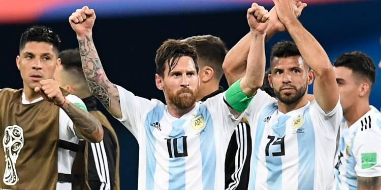 Mondial-2018 - Sauvée des eaux, l'Argentine rencontrera la France