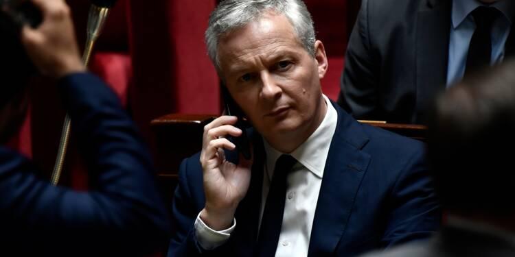 """Un budget de la zone euro n'est """"pas négociable"""" pour Paris"""