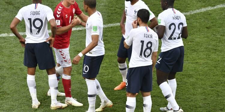 Mondial-2018: les Bleus finissent premiers au bout de l'ennui