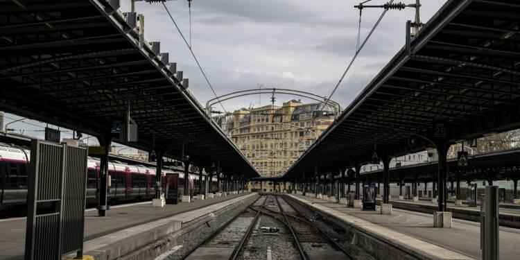 Grève SNCF: 3 Intercités ou TER sur 5 et 4 TGV sur 5 mercredi