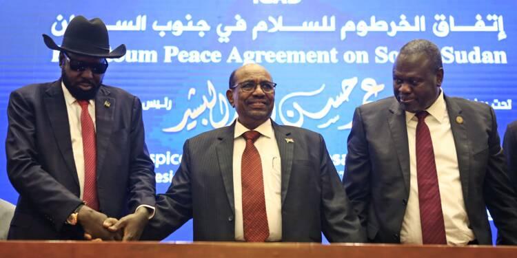 Soudan du Sud: accord sur un cessez-le-feu dans les 72 heures