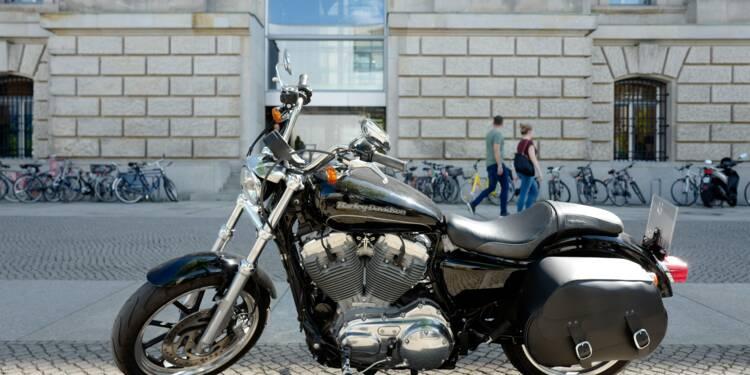 """Trump à Harley-Davidson: """"nous n'oublierons pas, vos clients non plus"""""""