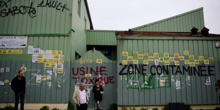 """Montreuil: une usine jugée """"toxique"""" par des riverains à l'arrêt après une liquidation judiciaire"""