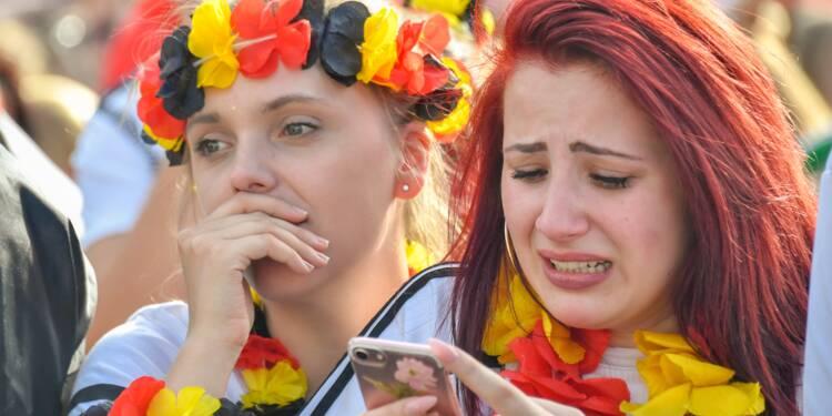 """Mondial-2018: """"Que c'est triste!"""" se désole le gouvernement allemand"""