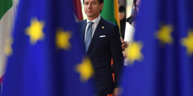 """Migration: l'Italie bloque un sommet européen pour obtenir des """"actes"""""""