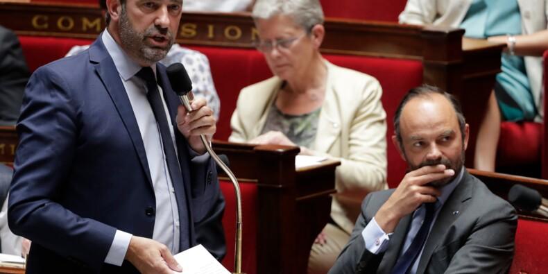 """Les futures pensions de réversion pourront """"baisser"""" """"pour certains"""", """"augmenter"""" """"pour d'autres"""", selon Castaner"""