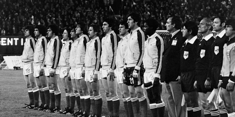 Bleus: les brûlants souvenirs de l'Argentine-78