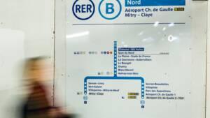 Métros et RER complètement saturés en Île-de-France