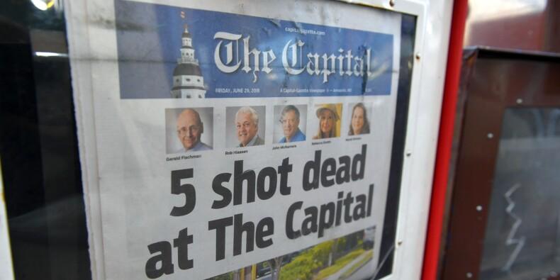 Fusillade d'Annapolis: armé d'un fusil à pompe, le tireur voulait faire un carnage