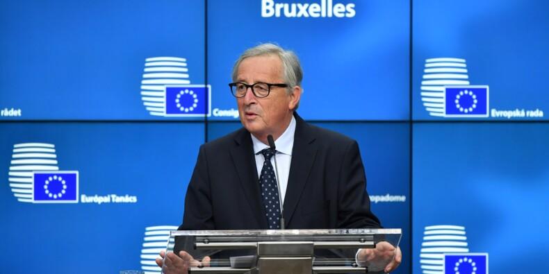 Commerce: Juncker annonce une rencontre avec Trump avant fin juillet