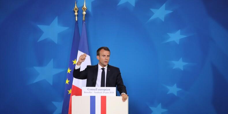 Les ambitions de Macron pour la zone euro à rude épreuve dans l'UE