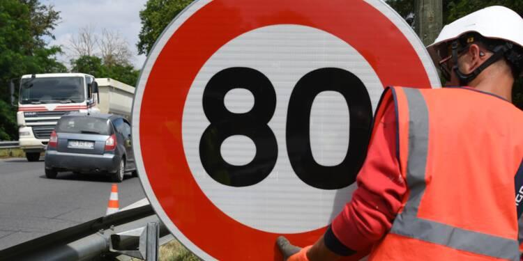Limitation à 80 km/h : le nombre de morts baisse en juillet, mais est-ce lié ?