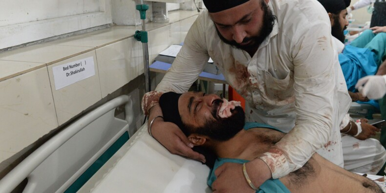 Attentat de l'EI contre la minorité sikhe dans l'est de l'Afghanistan