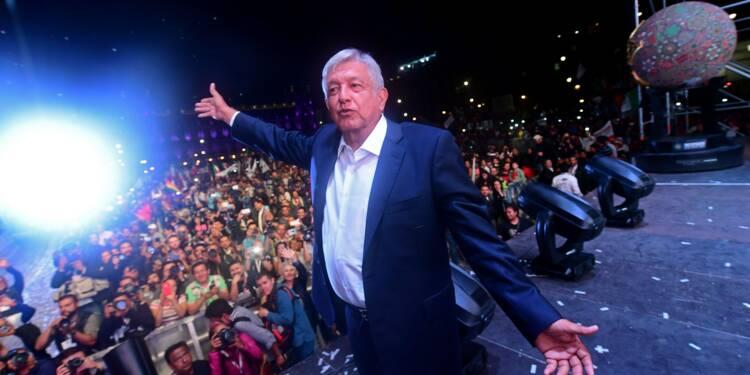 """Mexique: le président élu propose à Trump de """"réduire les migrations"""""""
