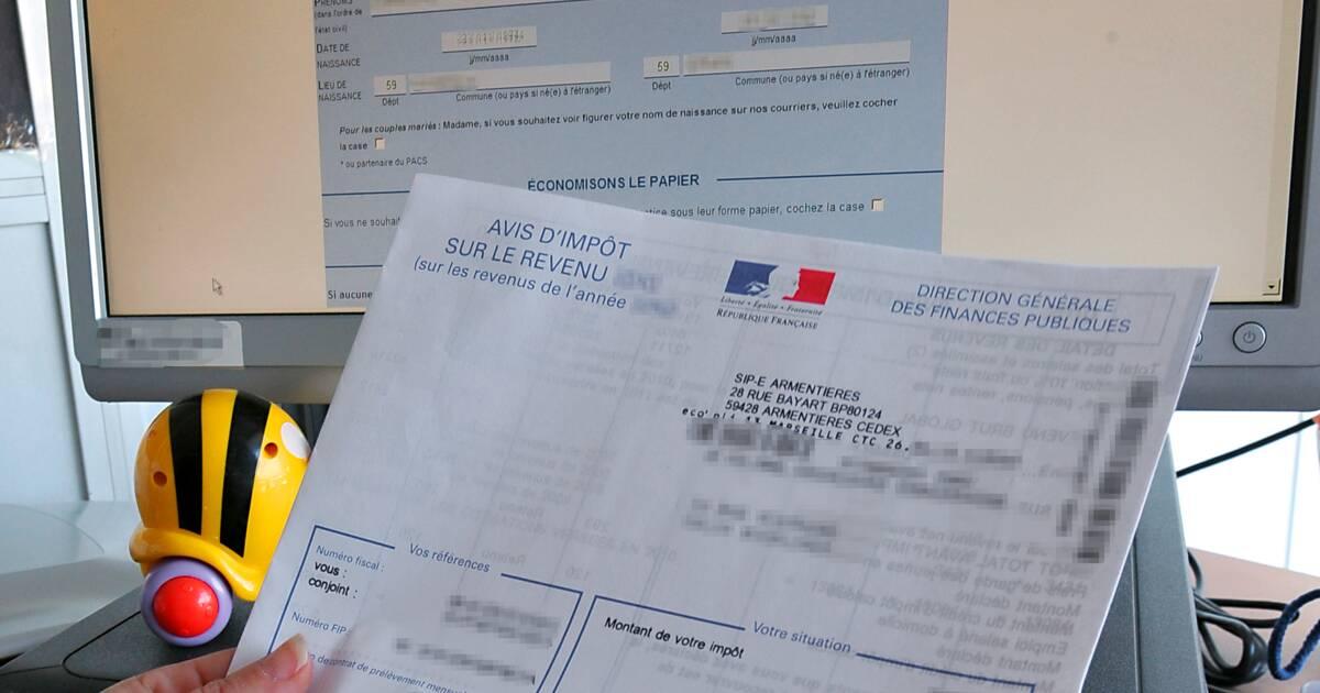 Impots 60 Des Francais Ont Declare Leurs Revenus 2017 Sur